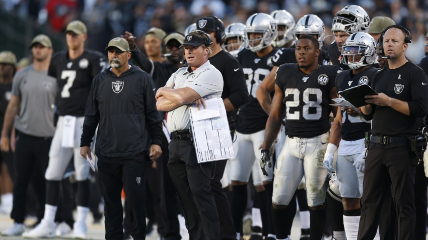 [CSNBY] Raiders' vibe hasn't changed as playoff hunt intensifies amid win streak