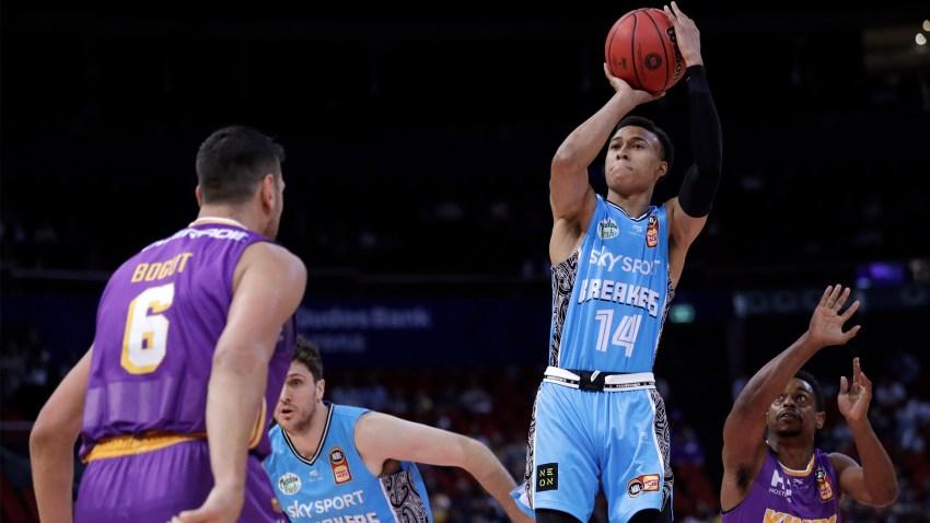 [CSNBY] NBA mock draft 2020: Warriors select guard RJ Hampton at No. 5 overall