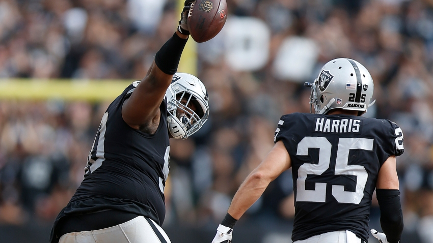 [CSNBY] The anchor: Johnathan Hankins loves leading young Raiders defensive line