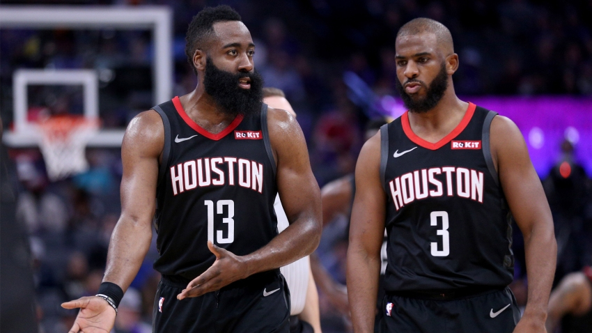 [CSNBY] NBA rumors: James Harden, Chris Paul had tense exchange after Game 6 loss