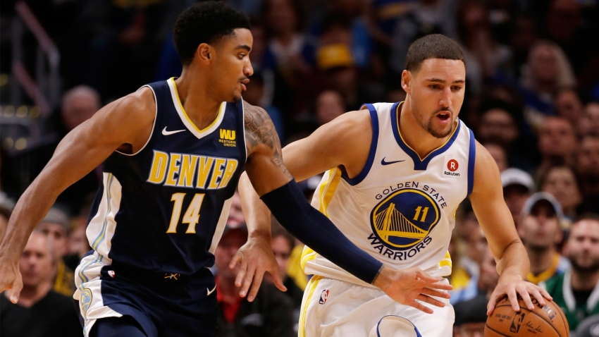 [CSNBY] Gameday: Solid shooting guard battle between Gary Harris, Klay Thompson