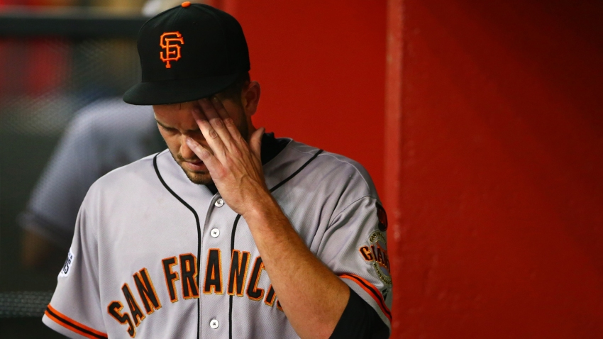 [CSNBY] Source: Giants trade Chris Heston to Mariners