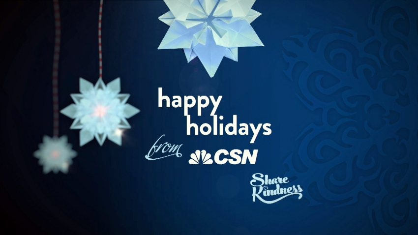 [CSNBY] What they're saying: Sending holiday greetings