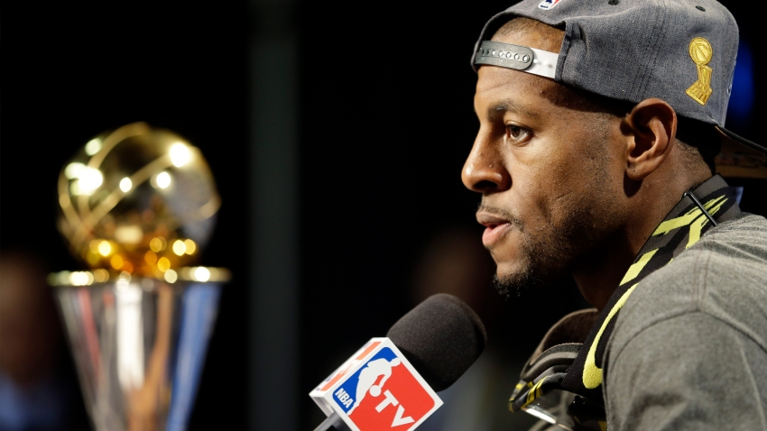 [CSNBY] Tristan Thompson explains why he's happy Andre Iguodala won Finals MVP