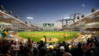 [CSNBY] A's clear crucial hurdle in push to build new Howard Terminal ballpark