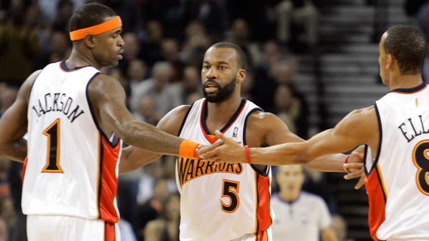 [CSNBY] A Warriors fantasy 13-man team from the past
