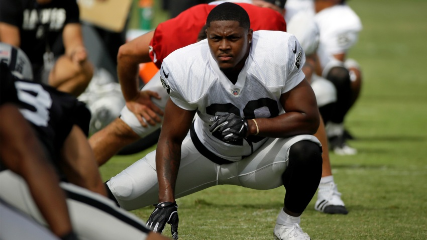 [CSNBY] Josh Jacobs showing Raiders 'fiery spark' in running back competition