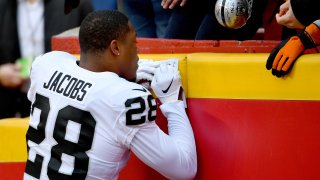 [CSNBY] Raiders' Josh Jacobs still producing despite painful shoulder injury