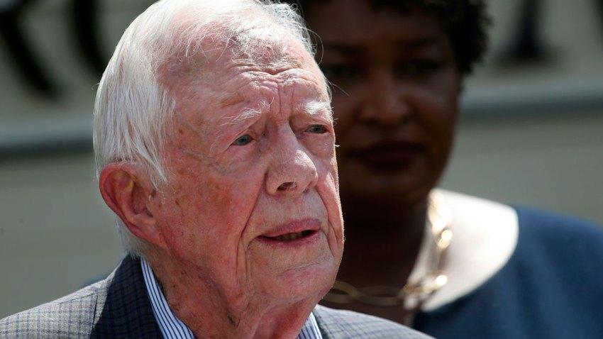 Jimmy Carter Health