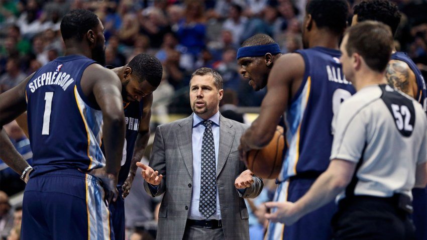 [CSNBY] NBA Gameday: Rudy Gay out for Joerger's Memphis homecoming