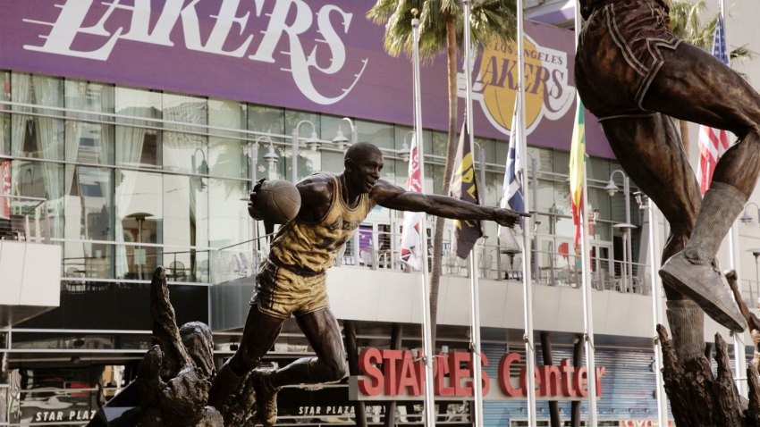 [CSNBY] Magic Johnson returns to Lakers in advisory role to Jeannie Buss