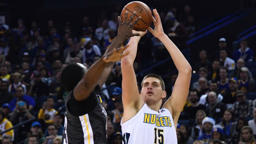 [CSNBY] Warriors vs. Nuggets watch guide: Lineups, injuries and player usage