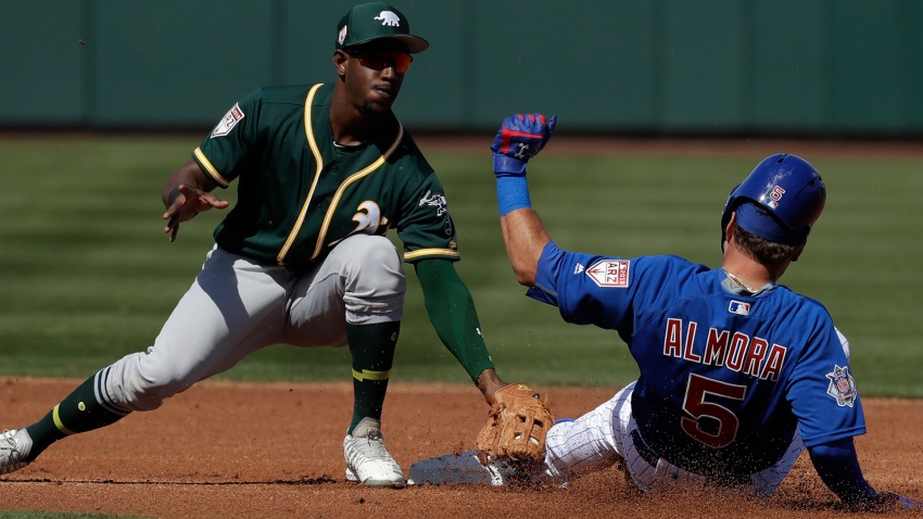 [CSNBY] Why A's prospect Jorge Mateo could be valuable MLB offseason trade chip
