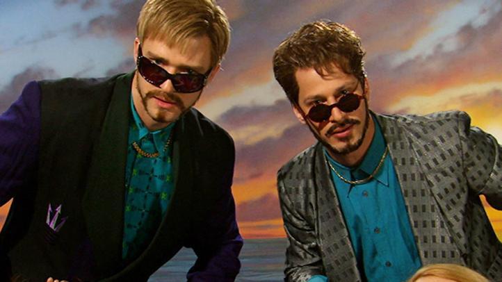 Bromances Justin Timberlake Andy Samberg