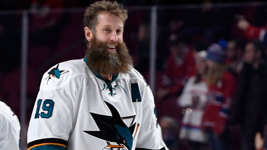[CSNBY] Source: Sharks to sign Joe Thornton to one-year deal
