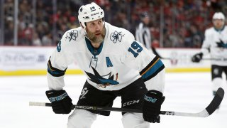 [CSNBY] NHL playoffs: Sharks' Joe Thornton suspended for Game 4 vs. Golden Knights