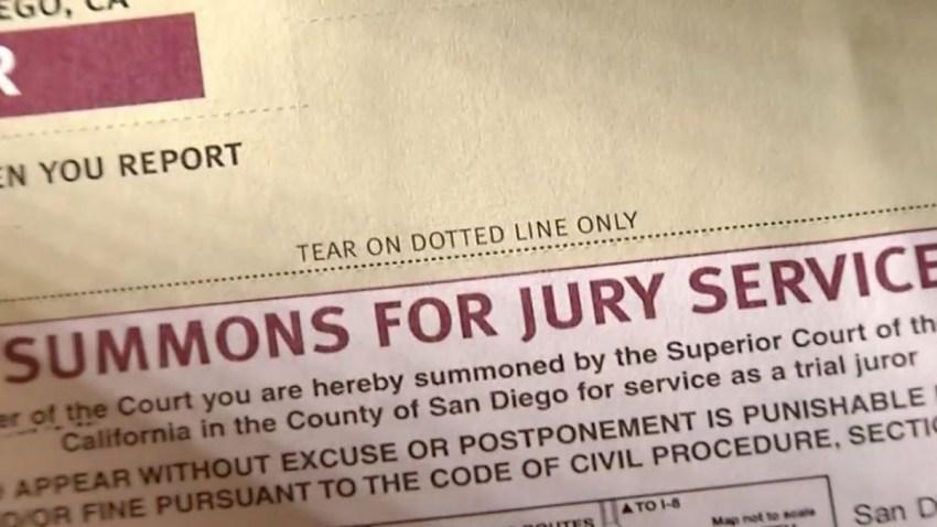 jury duty summons