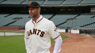 [CSNBY] Giants' Gabe Kapler, Farhan Zaidi address questions on Dodgers controversy