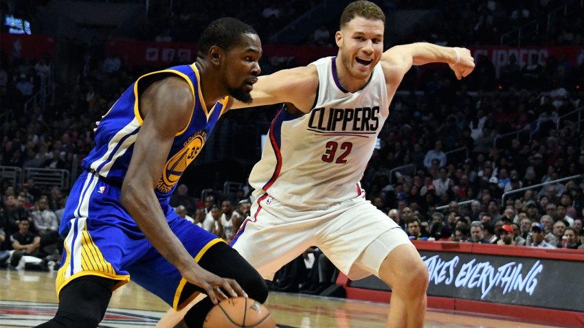 [CSNBY] NBA Gameday: Will Warriors lean on Durant with Draymond out vs Clippers?