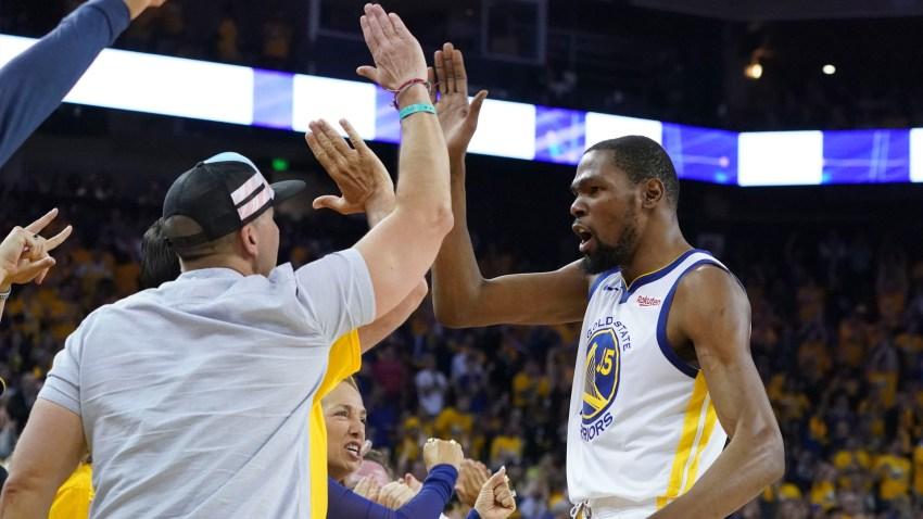 [CSNBY] NBA rumors: Sense among Warriors is Kevin Durant leaves in free agency