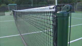 keller tennis courts