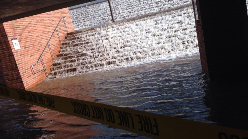 kenny holmes water rush ucla