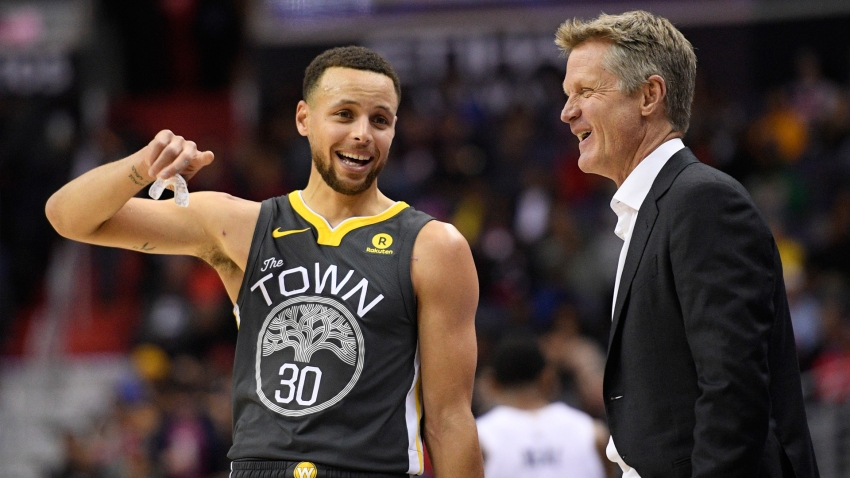 [CSNBY] Steve Kerr confident Warriors can win a playoff series without Steph Curry