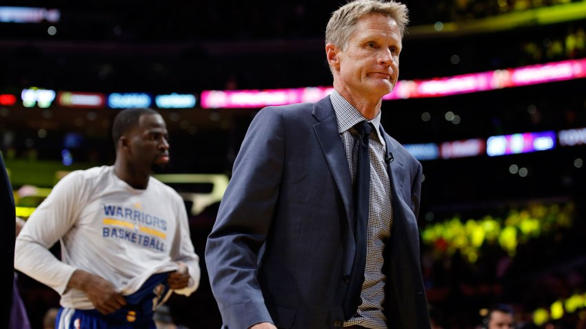 [CSNBY] Rewind: Warriors unprepared, uninspired in ugly loss to Lakers