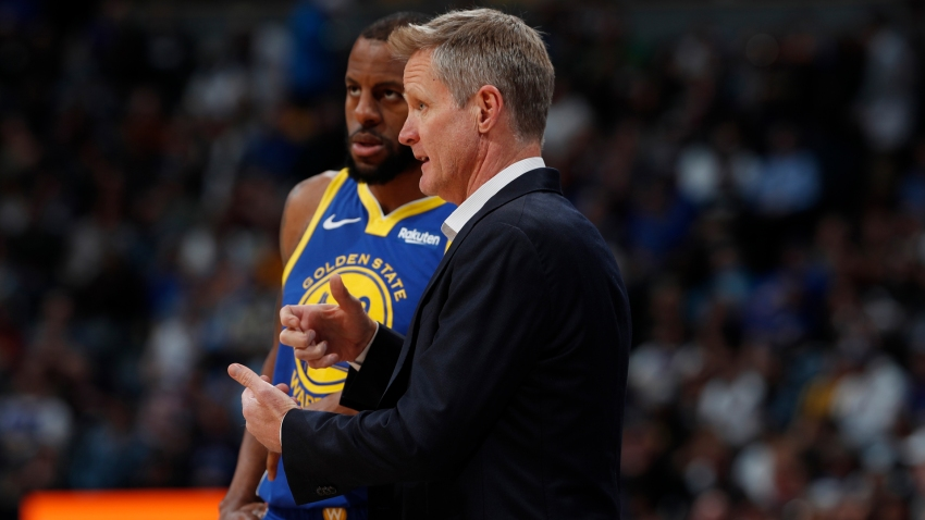 [CSNBY] Steve Kerr jokes about wanting to trade spots with Andre Iguodala