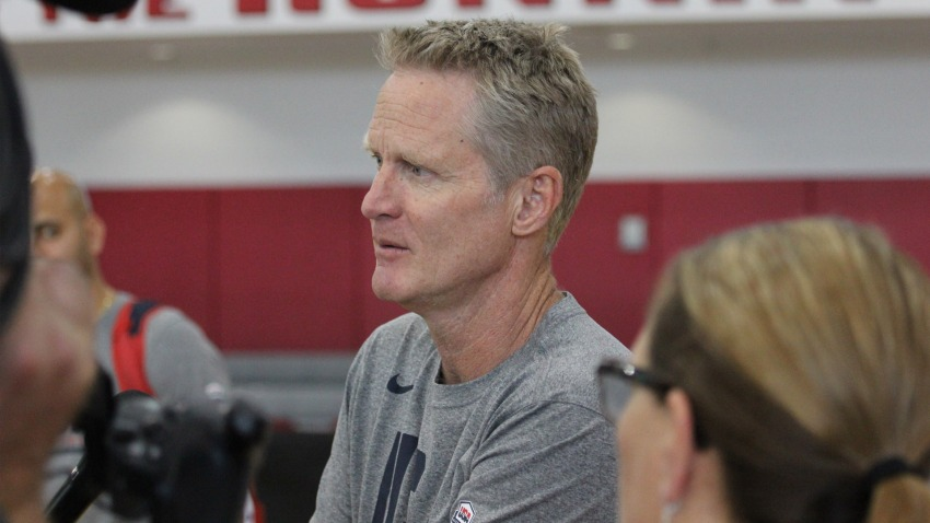 [CSNBY] Steve Kerr critical of Mitch McConnell, Donald Trump after mass shootings