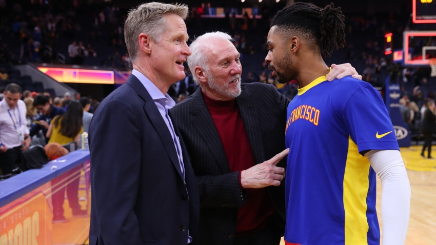 [CSNBY] Steve Kerr believes 'authentic' political voice reaches Warriors players