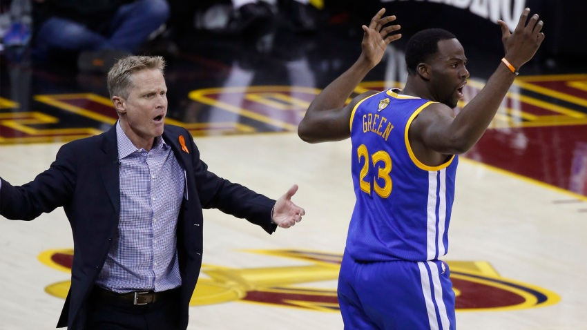 [CSNBY] Warriors' Steve Kerr shares childhood story that explains competitiveness