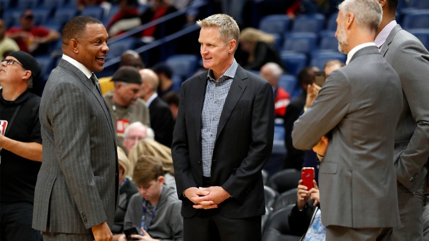 [CSNBY] Warriors' Steve Kerr explains why he prefers Thanksgiving to Christmas