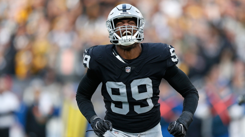 [CSNBY] Arden Key seeking advice from all sources to set up and finish Raiders sacks