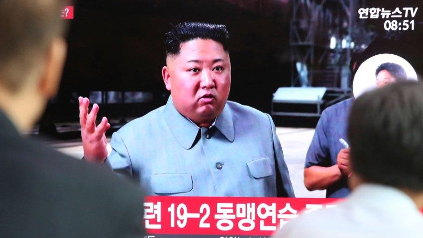 South Korea North Korea Launch