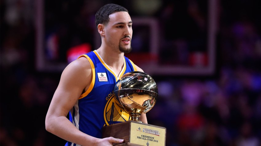 [CSNBY] Report: Klay will defend 3-point contest title; Curry undecided
