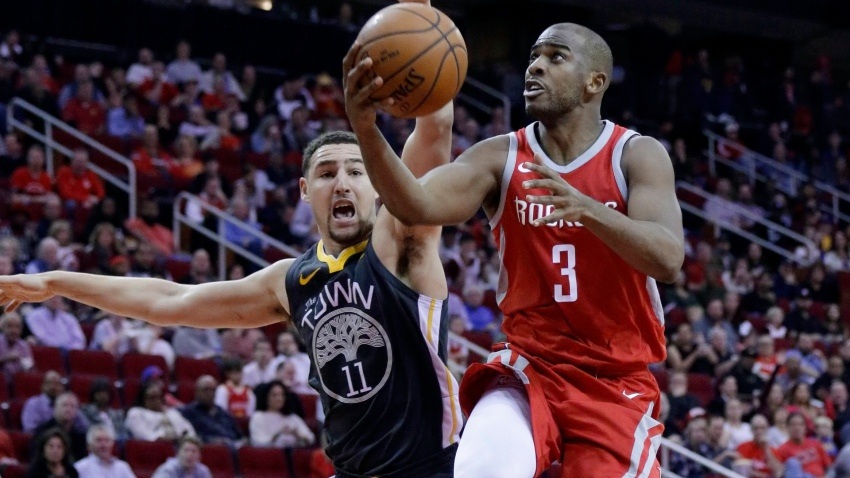 [CSNBY] With Rockets healthy and dominant, this will no doubt be Warriors' hardest championship