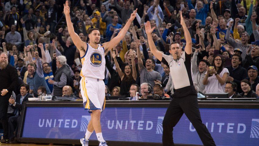 [CSNBY] 'No drama' for Klay while awaiting NBA All-Star Game selections