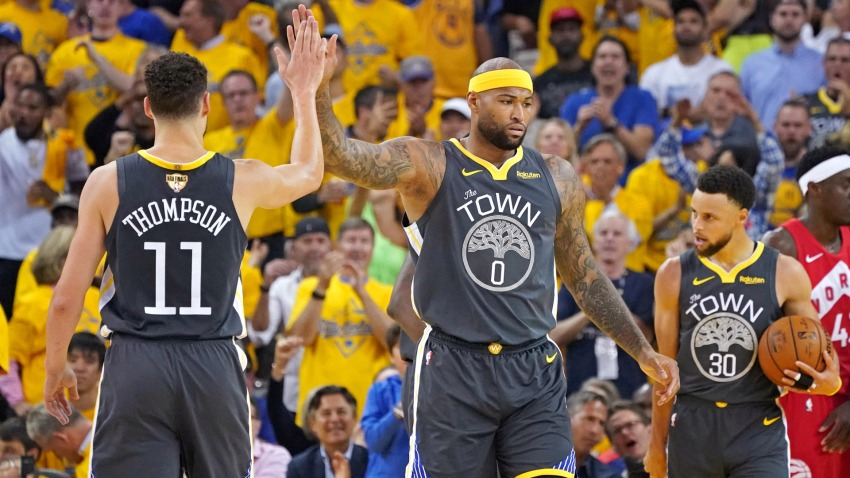 [CSNBY] Why Klay Thompson thinks DeMarcus Cousins will be 'huge asset' for Lakers