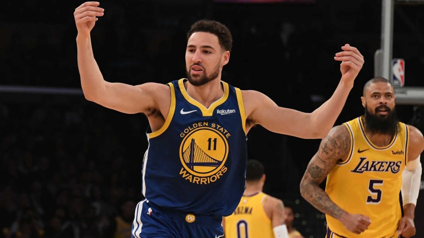 [CSNBY] Mychal Thompson: Klay has 'no reason to leave' Warriors in free agency