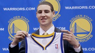 [CSNBY] Warriors' Klay Thompson still owns first big purchase after entering NBA