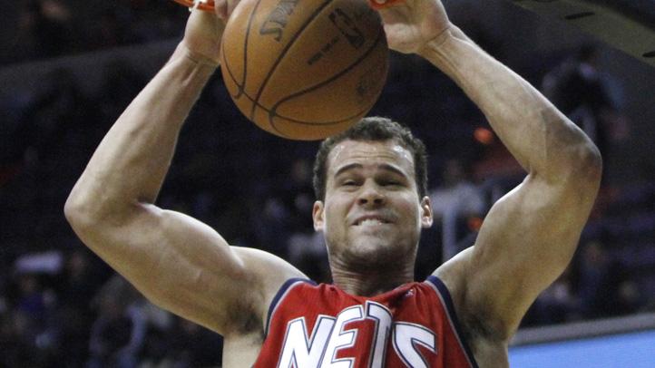 Nets Humphries Basketball