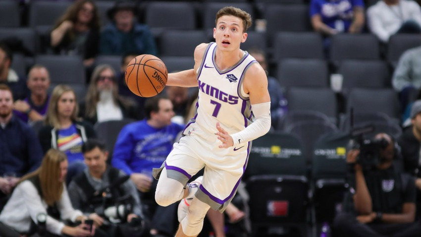 [CSNBY] Kings' Kyle Guy uses tattoos as reinforcement of devotion to his faith