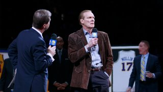 [CSNBY] Monta Ellis: Joe Lacob 'deserved' boos at Chris Mullin jersey ceremony