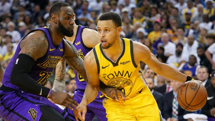 [CSNBY] Warriors' preseason schedule for 2019-20 includes four games vs. Lakers