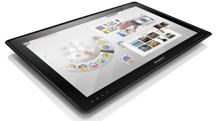 Gadget Show Lenovo Coffee Table Tablet
