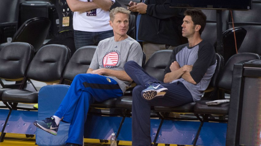 [CSNBY] Report: Steve Kerr tabled contract extension talks until next summer