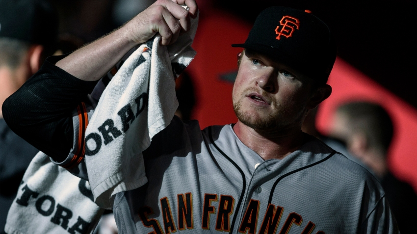 [CSNBY] 'Tough mentality' early helps Giants' Logan Webb earn win in MLB debut