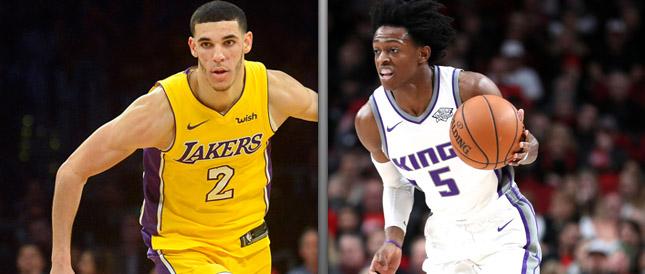 [CSNBY] Gameday: Bring on Lonzo Ball vs De'Aaron Fox in the NBA
