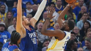 [CSNBY] Kevon Looney's return to Warriors lineup comes with real challenges